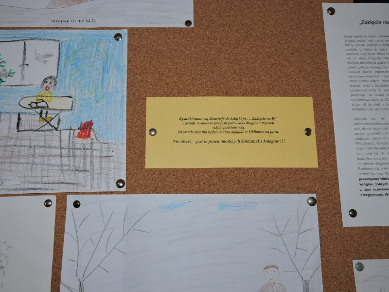 Wystawa rysunków 2