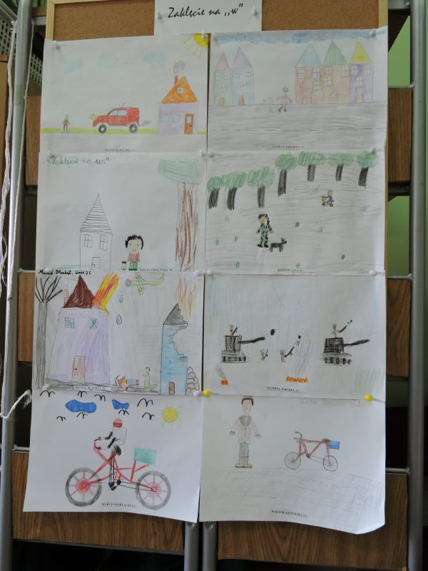 Wystawa rysunków 3