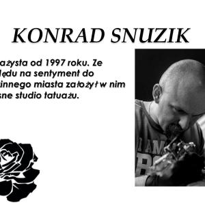 Prezentacja - Konrad Snuzik