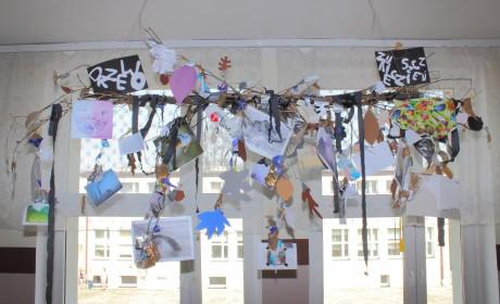 Instalacja - galeria 21.04.2017