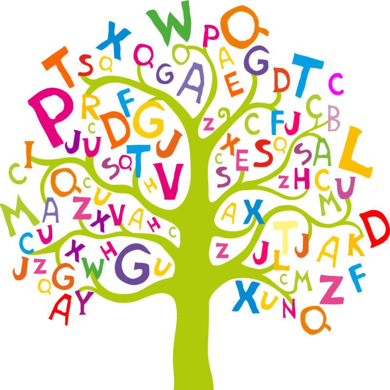 Znalezione obrazy dla zapytania drzewo logopedyczne
