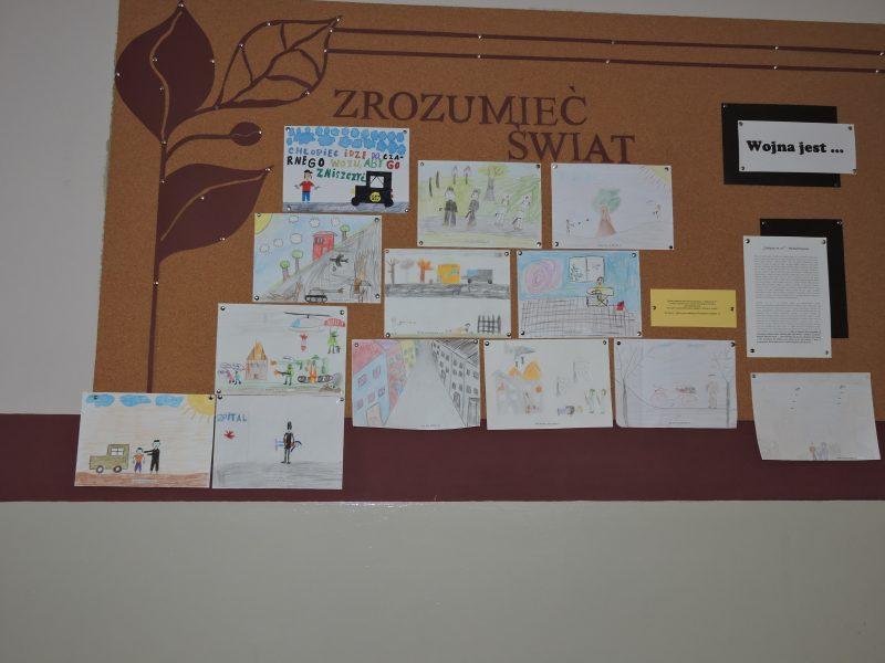 Wystawa rysunków 1