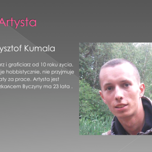 Prezentacja - Krzysztof Kumala