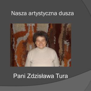 Prezentacja - Zdzisława Tura